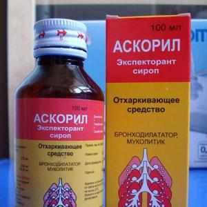Отхаркивающие препараты от кашля