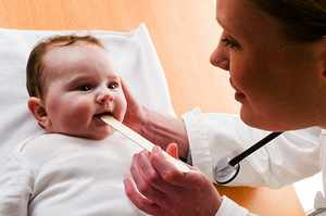 Особенности лечения герпангины у новорожденных детей