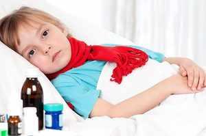 Способы лечения герпетической ангины у детей