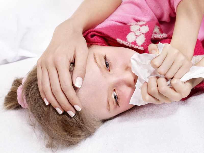 Симптомы лакунарной ангины у детей