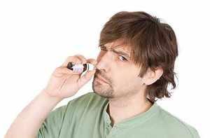 Лечебные капли в нос