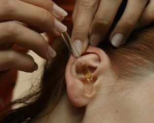 Инструкция по применению ушных капель Анауран