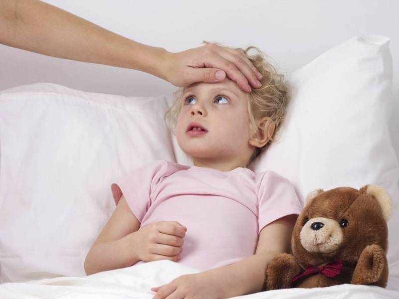 Особенности проявления лакунарной ангины у детей