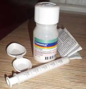 Антибиотик Сумамед - показания и противопоказания