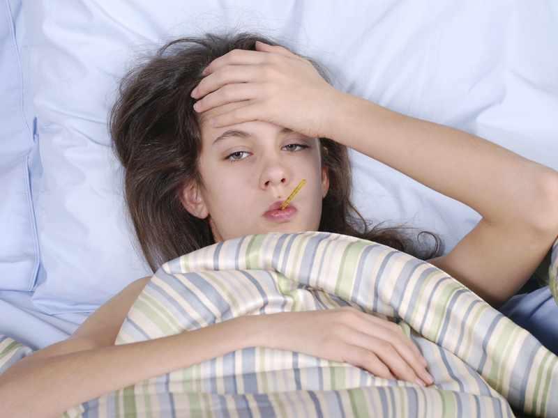 Головная боль и слабость причины мононуклеоз