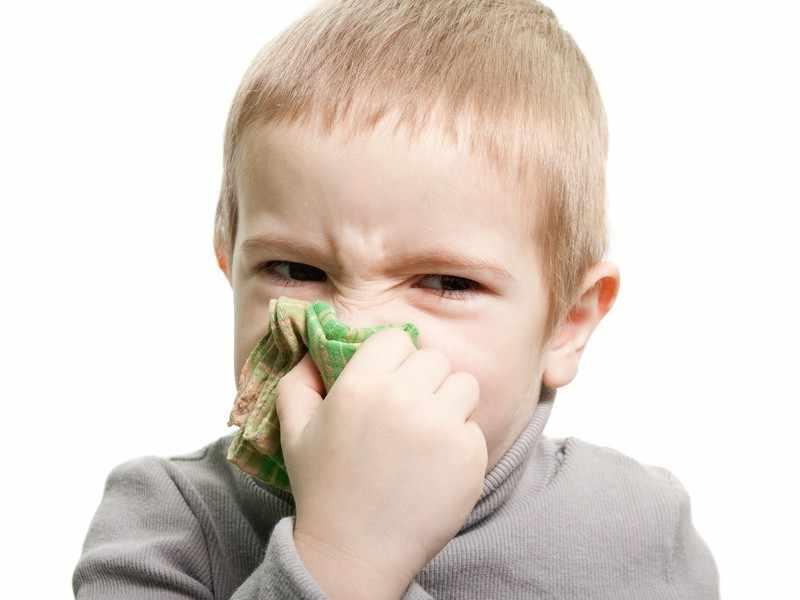 Галазолин при детском насморке