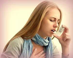 Как избавиться от приступа астмы
