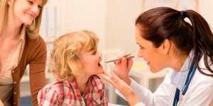 Как лечить воспаление миндалин у ребенка?