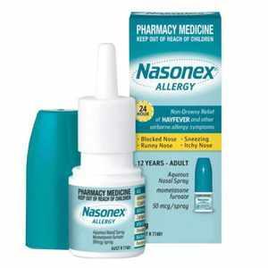 Действие препарата назонекс