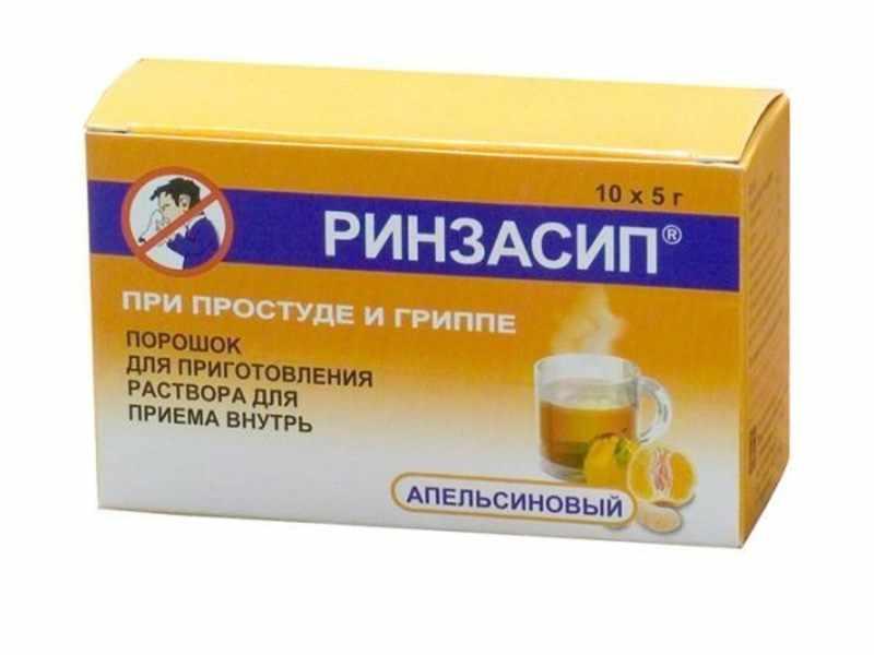 Побочные действия препарата