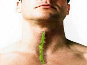 Симптомы, которые говорят о развитии невроза глотки