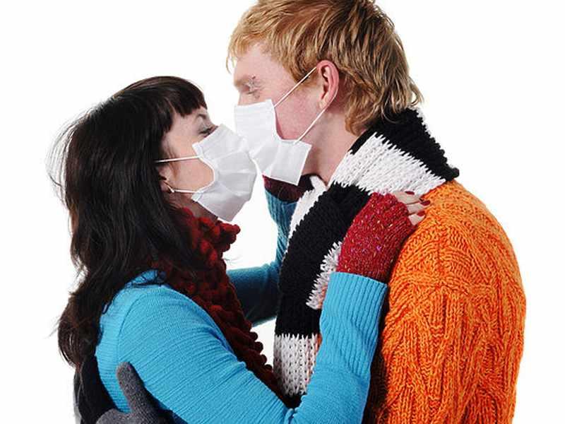 Поцелуйная болезнь мононуклеоз