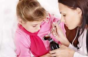 Особенности лечения кашля у детей с помощью сиропа Стодаль