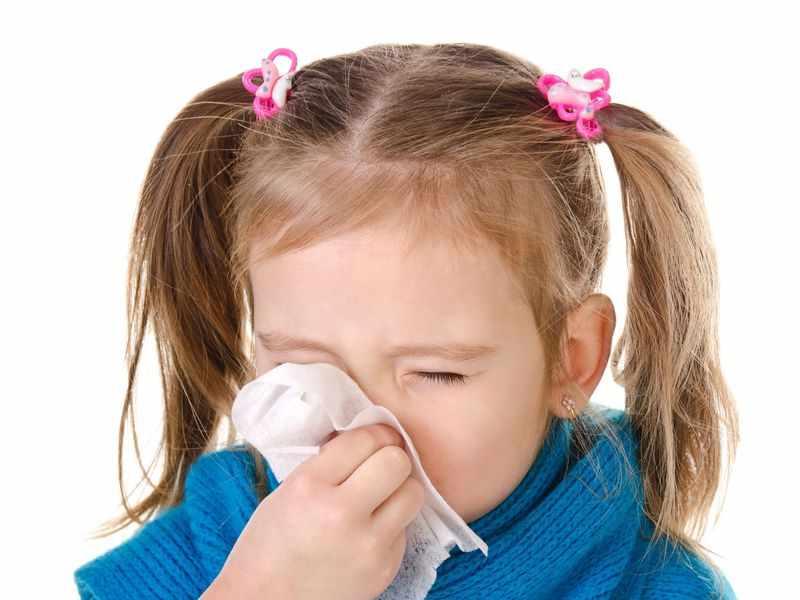 Детские капли галазолин