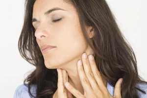 Причины першения и кашля