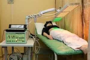 Визиотерапевтическое лечение туберкулеза