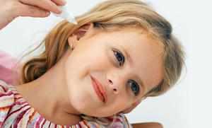 Применение ушных капель