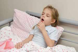 Осложнения острого стенезирующего ларинготрахеита у ребенка