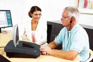 Аудиметрия как метод определения остроты слуха