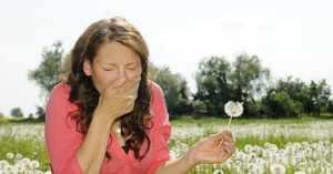 Аллергия как причина тяжелого дыхания