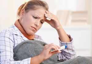 Описание клинической картины простуды