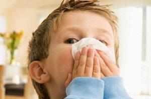 Носовое кровотечение у ребенка после отсасывания соплей