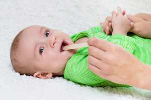 Особенности лечения кашля у грудничков