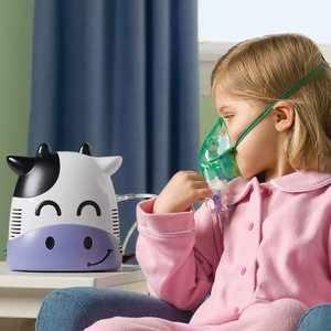 Как выбрать небулайзер для ингаляций детям