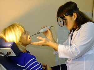 Амбулаторное лечение тонзиллита