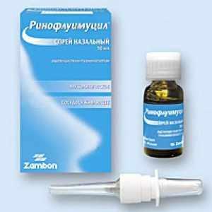 Эффективность Ринофлуимуцила при гайморите