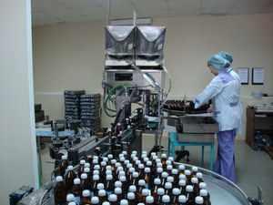 Фабричное производство капель Фенилэфрин