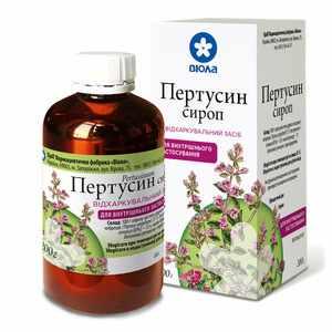 Пертуссин сироп помогает от кашля