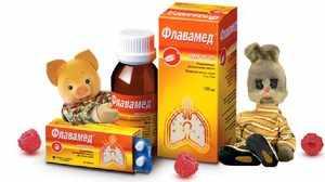 Лекарства от кашля в педиатрии