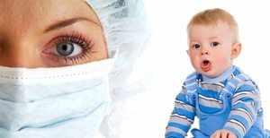 Отчего возникает ларингоспазм в детском возрасте
