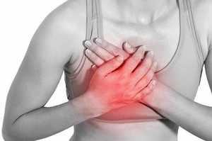 Причины жжения в грудине