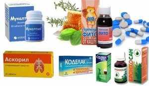 Лекарственные средства для разжижения мок