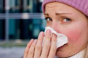 Почему постоянно чихаешь