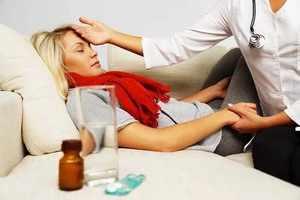 Не стоит затягивать с обращением к врачу при ОРВИ