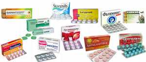Лекарство от ангины для рассасывания