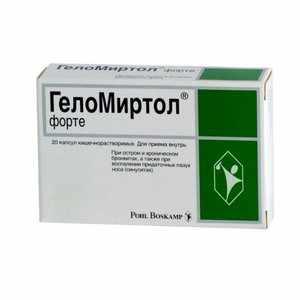 Таблетки ГелоМитрол