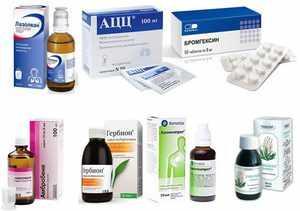 Лекарственные препараты и народные средства для лечения жёсткого дыхания