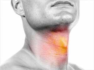 Причины болезней горла